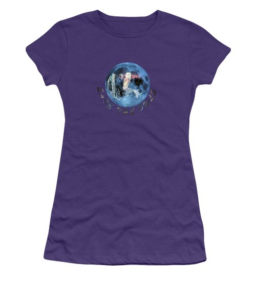 City Lights Women's T-Shirt (Athletic Fit)