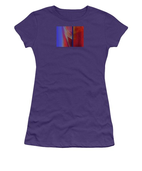 Composition 0310 Women's T-Shirt (Junior Cut) by Walter Fahmy