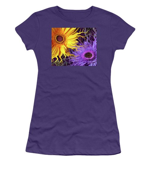 Daisy Yin Daisy Yang Women's T-Shirt (Junior Cut) by Christopher Beikmann