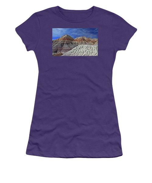 Desert Pastels Women's T-Shirt (Athletic Fit)