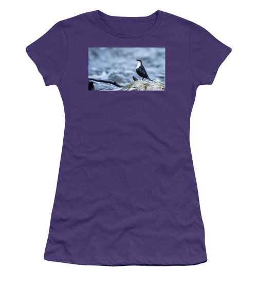 Women's T-Shirt (Junior Cut) featuring the photograph Dipper's Call by Torbjorn Swenelius