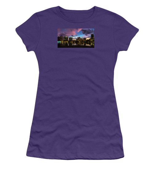 Downtown Orlando Women's T-Shirt (Athletic Fit)