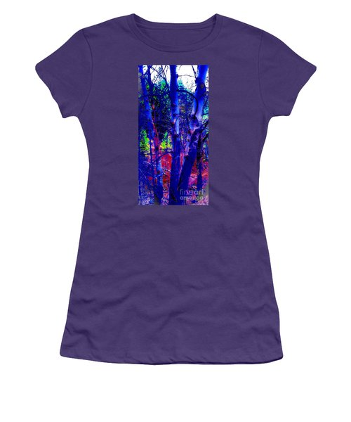 Dreaming Aspens Women's T-Shirt (Athletic Fit)