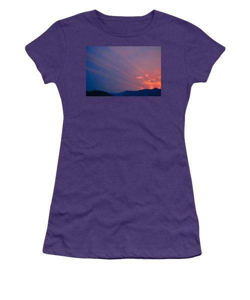 Eastern Sunrise Women's T-Shirt (Athletic Fit)