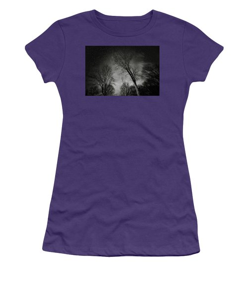 Fade Into You Women's T-Shirt (Athletic Fit)