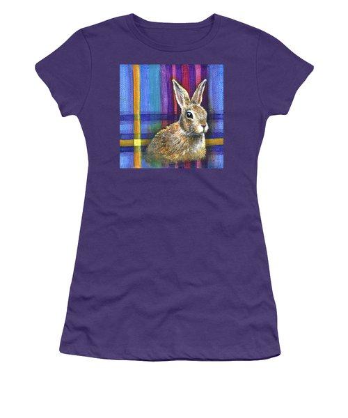 Faith Women's T-Shirt (Junior Cut) by Retta Stephenson