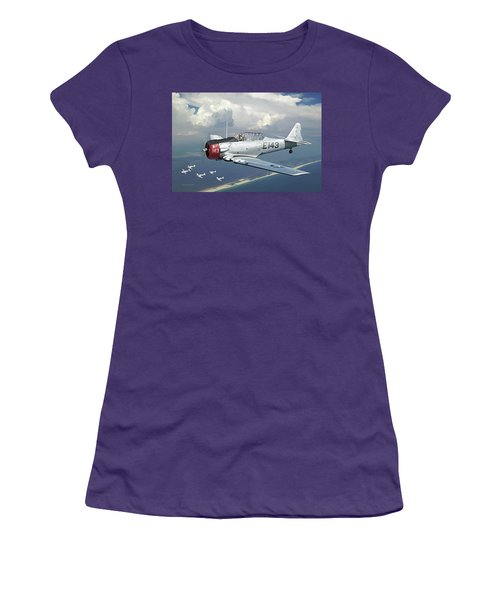 Fifinella Women's T-Shirt (Athletic Fit)