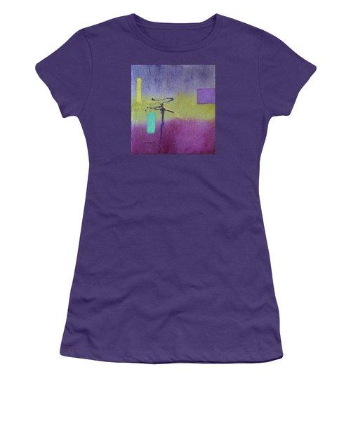 Finding Balance Women's T-Shirt (Junior Cut) by Becky Chappell