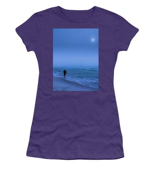Foggy  Women's T-Shirt (Athletic Fit)