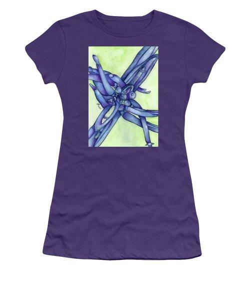 From My Garden1 Women's T-Shirt (Junior Cut) by Versel Reid