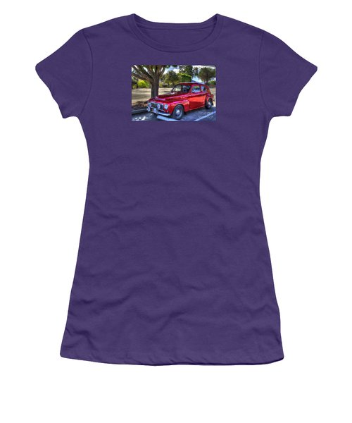 Hella Volvo Women's T-Shirt (Athletic Fit)