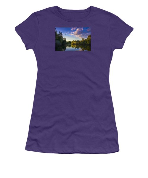 Hidden Light Women's T-Shirt (Athletic Fit)