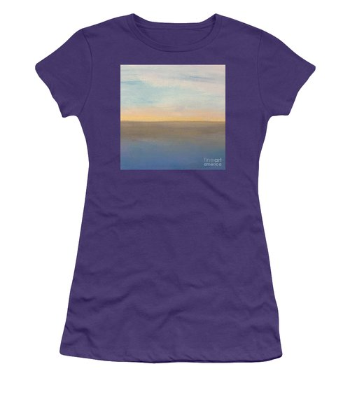 Horizon Aglow Women's T-Shirt (Athletic Fit)