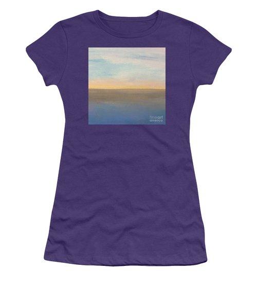 Horizon Aglow Women's T-Shirt (Athletic Fit)