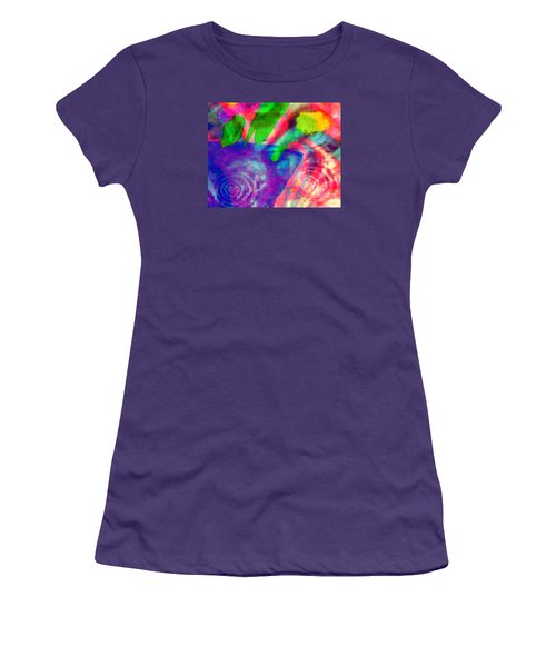 Inspired Flower Pot Women's T-Shirt (Athletic Fit)