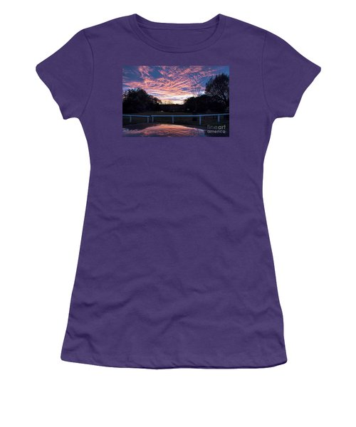 Just Had To Stop Women's T-Shirt (Junior Cut) by David  Hollingworth