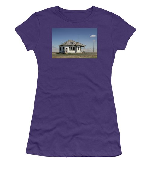 Just Plain Lonely Women's T-Shirt (Junior Cut) by Christopher McKenzie