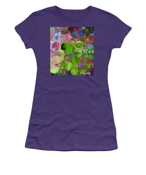Lilly Pond Women's T-Shirt (Athletic Fit)