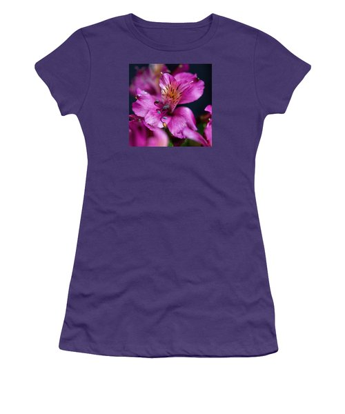 Lily Women's T-Shirt (Junior Cut) by Susi Stroud