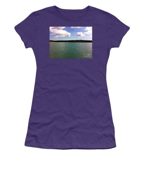 Lone Sailor Women's T-Shirt (Athletic Fit)