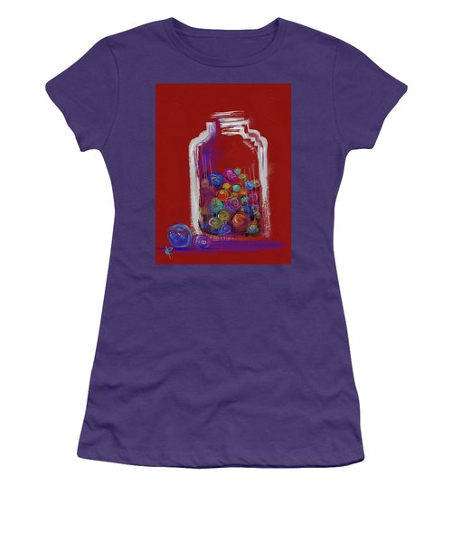 Lost Your Marbles? Women's T-Shirt (Athletic Fit)