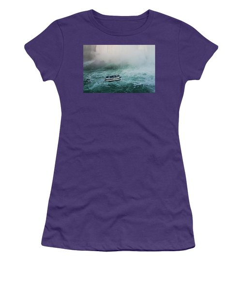 Maid Of The Mist -  Women's T-Shirt (Athletic Fit)