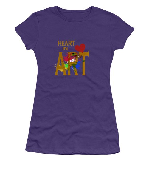 Malachite Women's T-Shirt (Athletic Fit)
