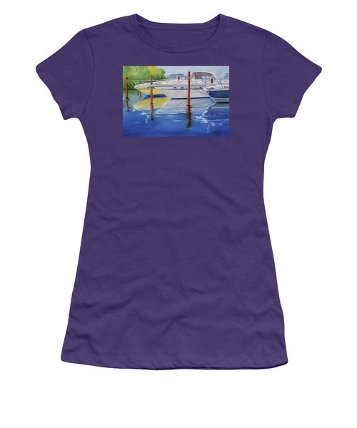 Marina Afternoon Women's T-Shirt (Athletic Fit)
