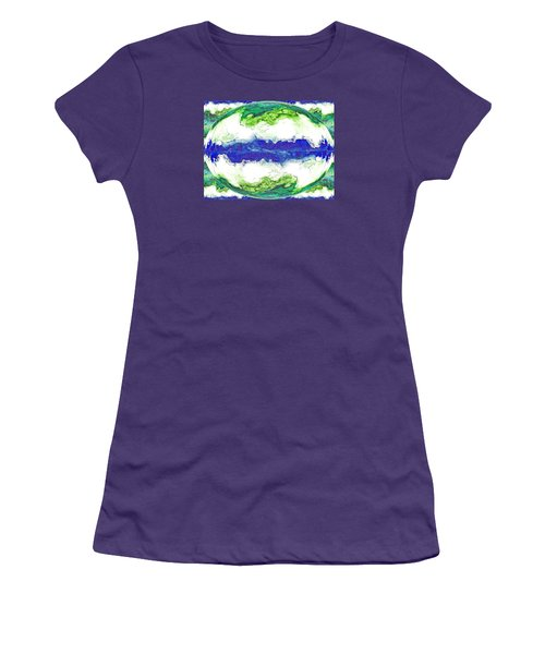 Mariner's Dream Women's T-Shirt (Athletic Fit)