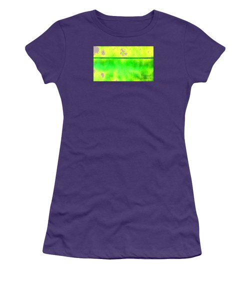 Mars And Europa Women's T-Shirt (Junior Cut) by Albert Puskaric