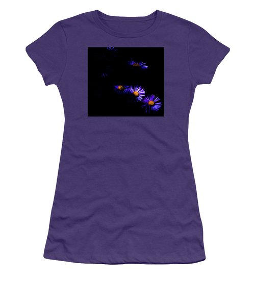 Natural Fireworks Women's T-Shirt (Junior Cut) by Timothy Hack