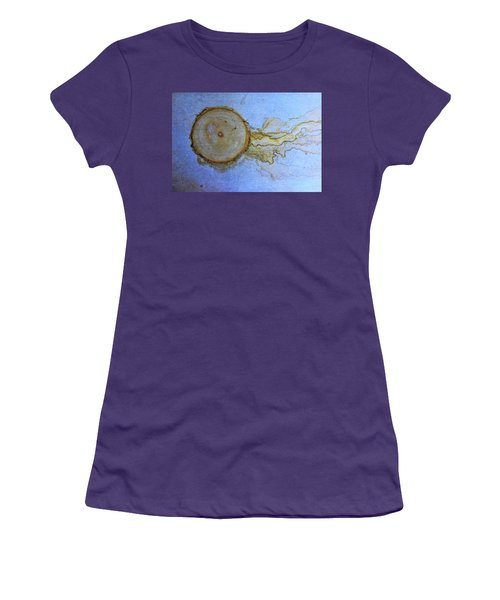 Nature's Abstract Women's T-Shirt (Athletic Fit)