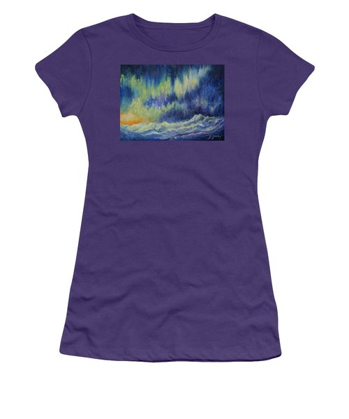 Northern Experience Women's T-Shirt (Athletic Fit)