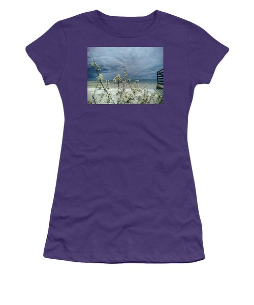 Ocean Spring Women's T-Shirt (Athletic Fit)