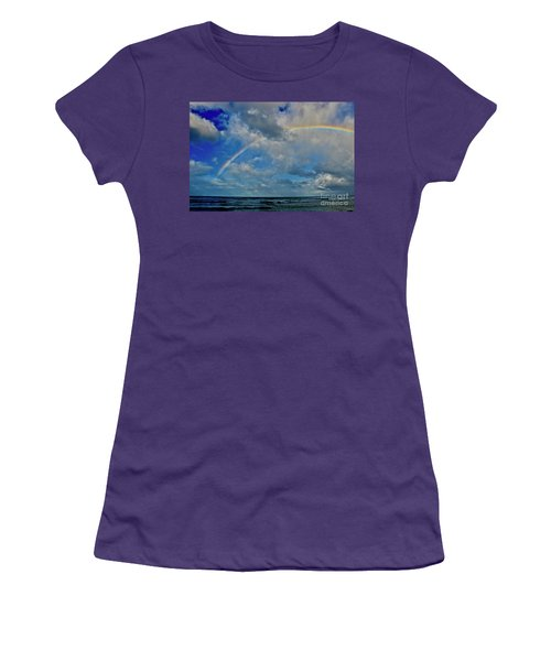 One More Rainbow Women's T-Shirt (Athletic Fit)