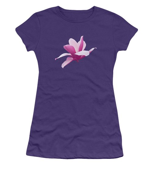 Paradox In Bloom Women's T-Shirt (Athletic Fit)
