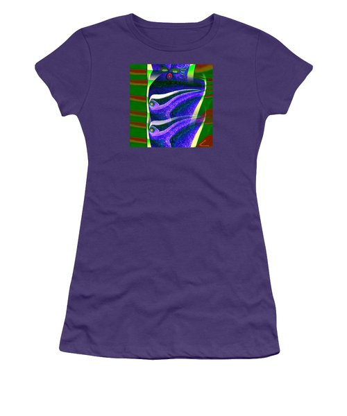 Pattern 308 _ Viewer Women's T-Shirt (Athletic Fit)