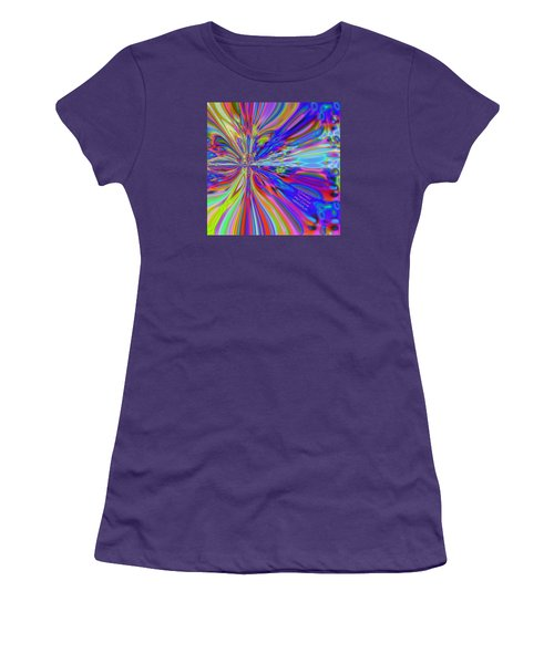 Pattern 328 _ Tightened Women's T-Shirt (Athletic Fit)