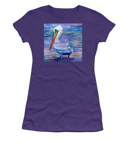 Pelican Gaze Women's T-Shirt (Athletic Fit)