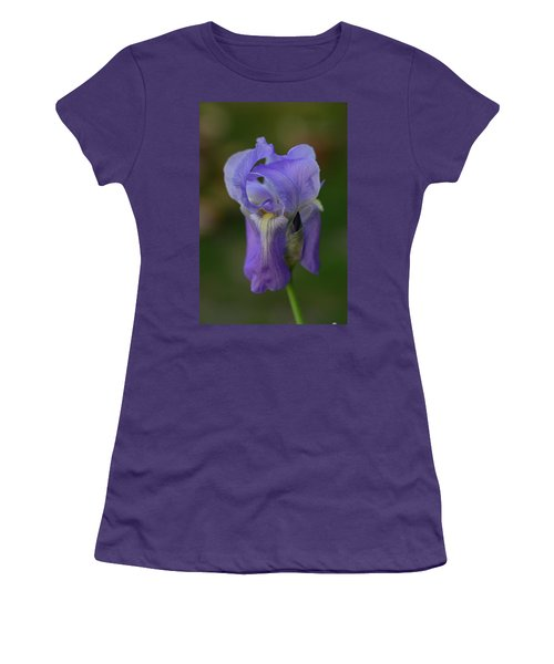 Pretty In Purple Women's T-Shirt (Junior Cut)