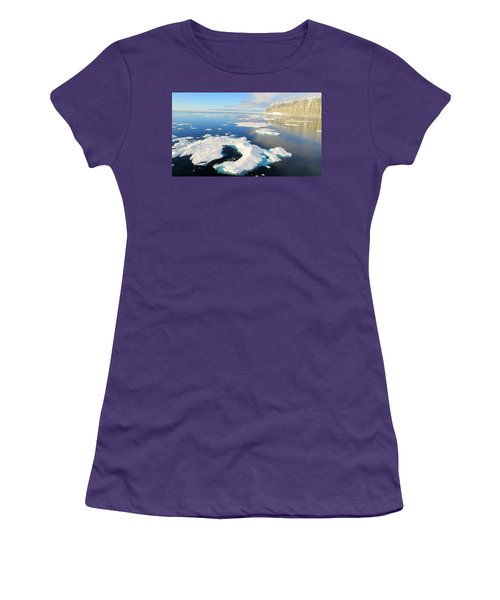 Prince Leopold Island Women's T-Shirt (Athletic Fit)