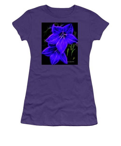 Purple Passion Women's T-Shirt (Athletic Fit)