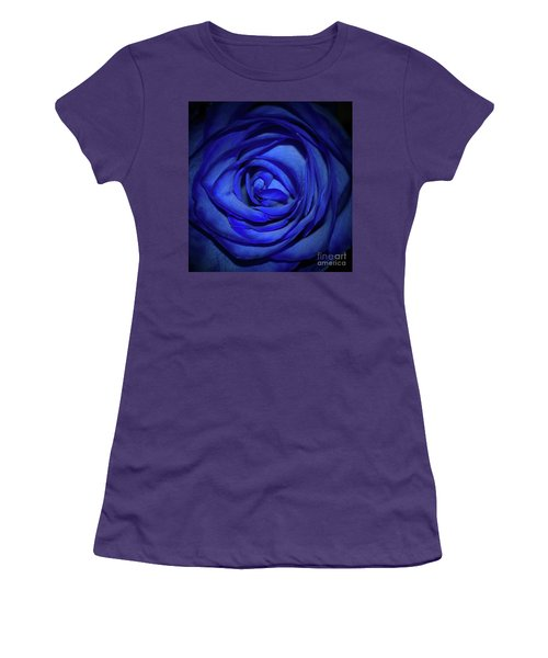 Rara Complessita Women's T-Shirt (Junior Cut) by Diana Mary Sharpton