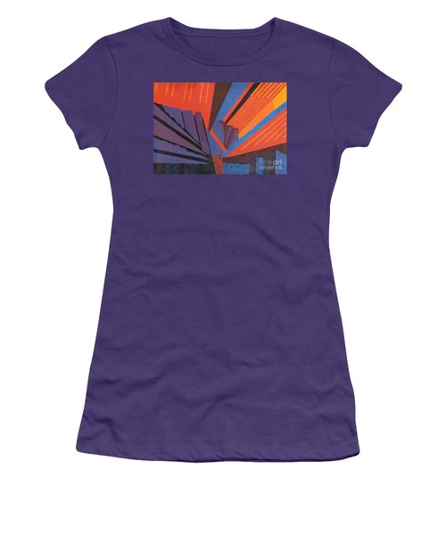 Rays Floor Cloth - Sold Women's T-Shirt (Athletic Fit)