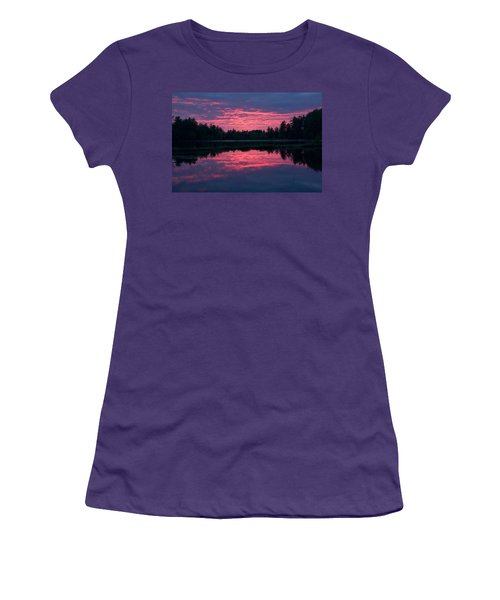 Sabao Sunset 01 Women's T-Shirt (Athletic Fit)