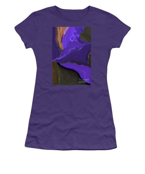 Sad Poem Women's T-Shirt (Athletic Fit)
