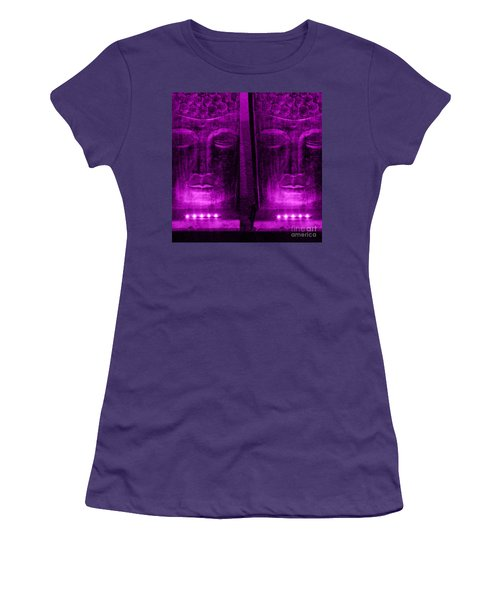 Women's T-Shirt (Junior Cut) featuring the photograph Serenity by Linda Prewer
