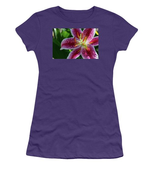 Solitary Splendor Women's T-Shirt (Athletic Fit)