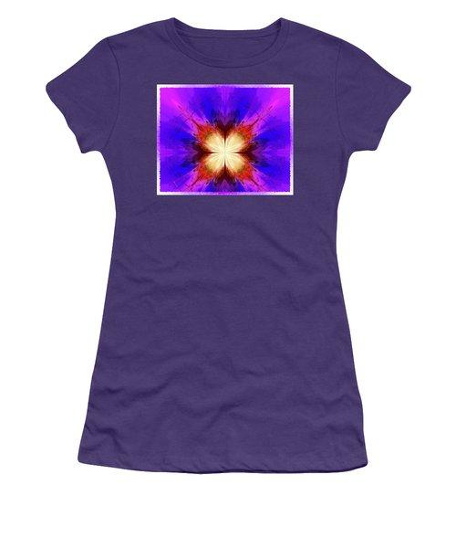 Spark A Fire Women's T-Shirt (Athletic Fit)