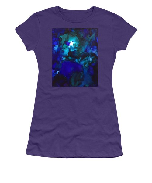 Star Light Women's T-Shirt (Athletic Fit)